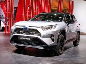 Toyota RAV4 2018, il SUV nipponico fa ritorno al fuoristrada