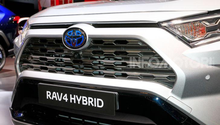 Toyota RAV4 2018, il SUV nipponico fa ritorno al fuoristrada - Foto 6 di 16