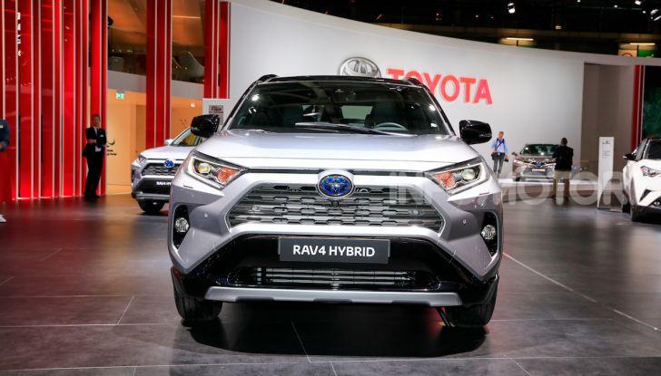 Toyota Hybrid Service: 10 anni di garanzia per l'ibrido giapponese - Foto 13 di 14