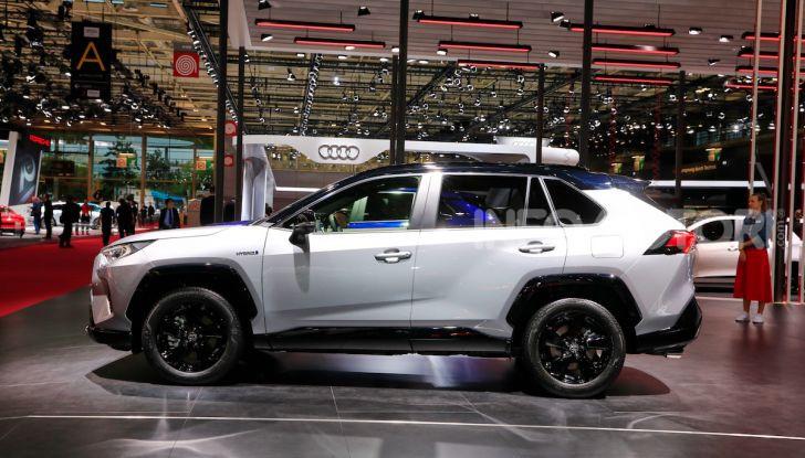 Toyota Hybrid Service: 10 anni di garanzia per l'ibrido giapponese - Foto 11 di 14