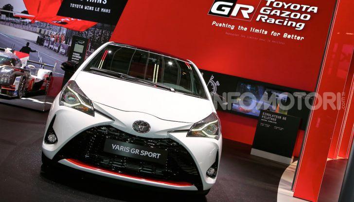 Toyota Yaris GR Sport - Foto 2 di 10