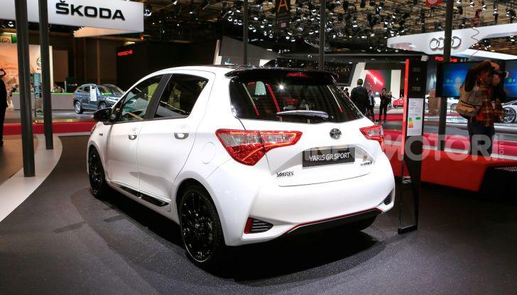 Toyota Yaris GR Sport - Foto 9 di 10