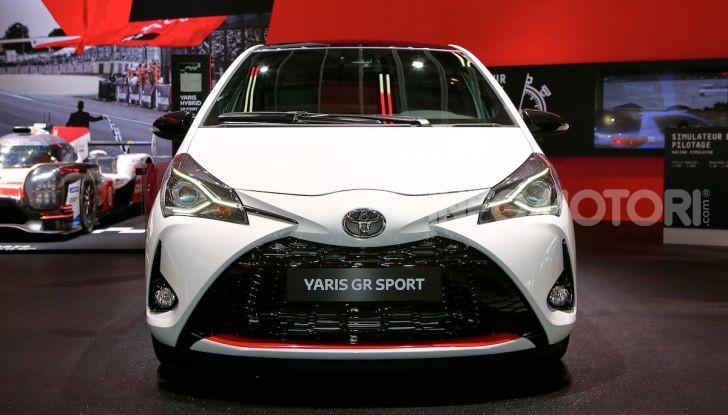 Toyota Yaris GR Sport - Foto 3 di 10