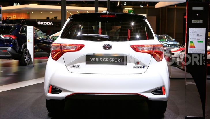Toyota Yaris GR Sport - Foto 6 di 10