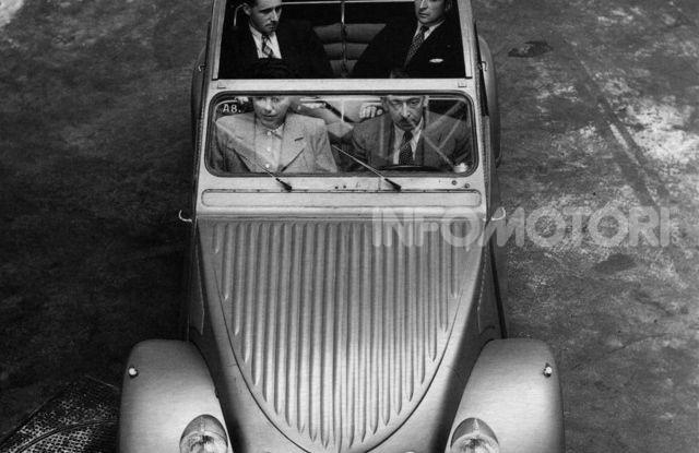 3 ottobre 1948: la presentazione della Citroën 2CV al Salone di Parigi - Foto 7 di 7