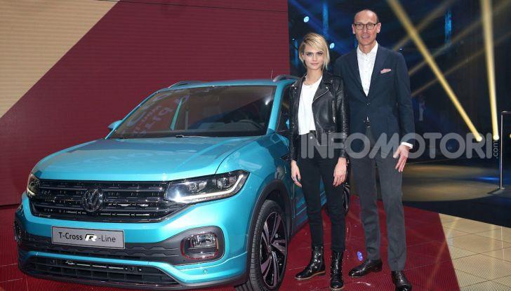 Volkswagen T-Cross 2019: il crossover entry-level su base Polo - Foto 11 di 12