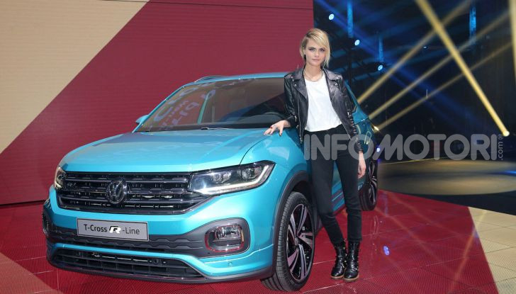 Volkswagen T-Cross 2019: il crossover entry-level su base Polo - Foto 10 di 12
