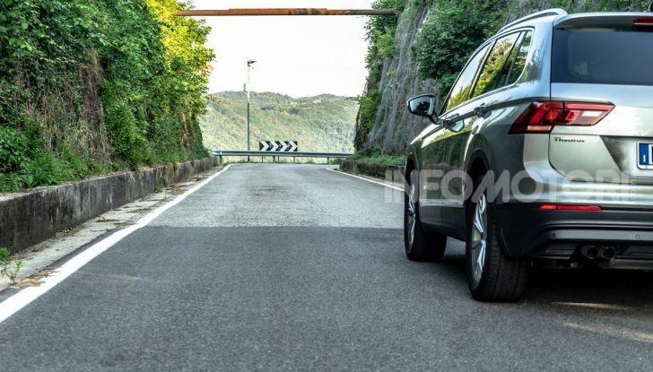 Prova Volkswagen Tiguan 2018: il SUV comodo, spazioso e veloce - Foto 6 di 38