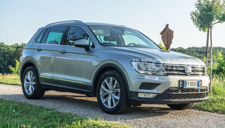 Prova Volkswagen Tiguan 2018: il SUV comodo, spazioso e veloce - Foto 12 di 38
