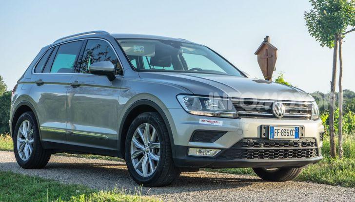 Prova Volkswagen Tiguan 2018: il SUV comodo, spazioso e veloce - Foto 13 di 38