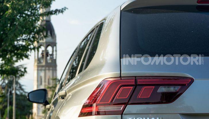 Prova Volkswagen Tiguan 2018: il SUV comodo, spazioso e veloce - Foto 14 di 38