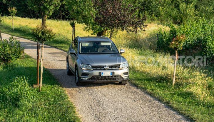 Prova Volkswagen Tiguan 2018: il SUV comodo, spazioso e veloce - Foto 5 di 38