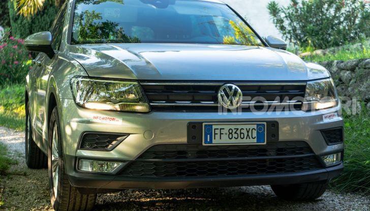 Volkswagen Tiguan MY 2020: il SUV compatto tedesco si rinnova - Foto 15 di 38