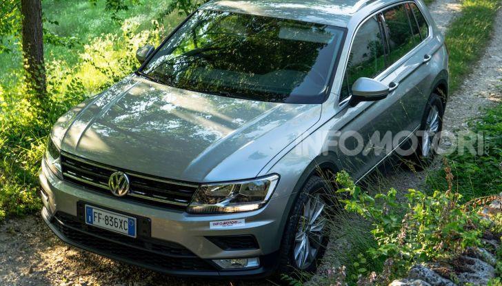Prova Volkswagen Tiguan 2018: il SUV comodo, spazioso e veloce - Foto 16 di 38