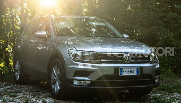 Prova Volkswagen Tiguan 2018: il SUV comodo, spazioso e veloce - Foto 1 di 38