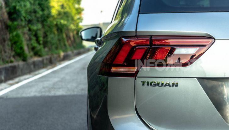 Volkswagen Tiguan MY 2020: il SUV compatto tedesco si rinnova - Foto 7 di 38