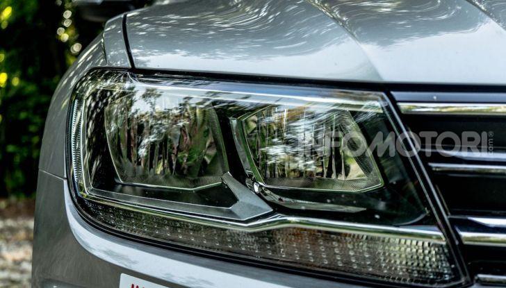 Volkswagen Tiguan MY 2020: il SUV compatto tedesco si rinnova - Foto 20 di 38