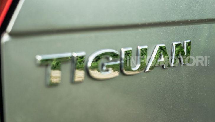 Volkswagen Tiguan MY 2020: il SUV compatto tedesco si rinnova - Foto 22 di 38