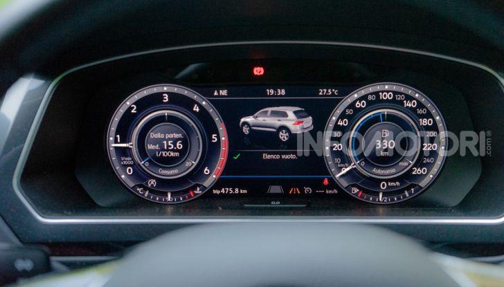 Prova Volkswagen Tiguan 2018: il SUV comodo, spazioso e veloce - Foto 23 di 38