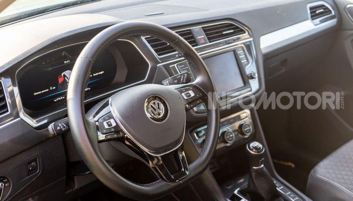 Volkswagen Tiguan MY 2020: il SUV compatto tedesco si rinnova - Foto 25 di 38