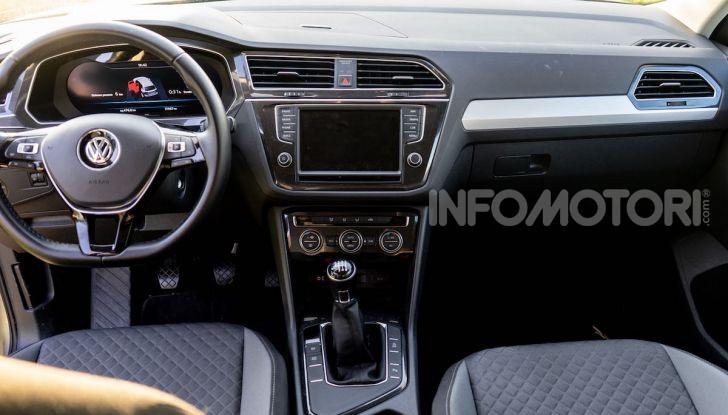Volkswagen Tiguan MY 2020: il SUV compatto tedesco si rinnova - Foto 29 di 38