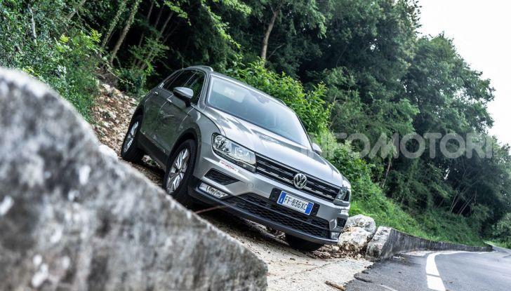 Prova Volkswagen Tiguan 2018: il SUV comodo, spazioso e veloce - Foto 4 di 38