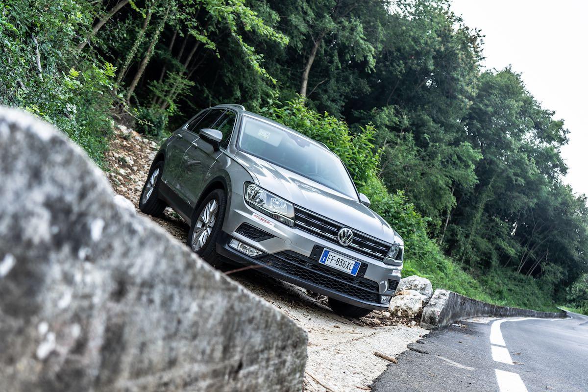 Volkswagen Tiguan 2018 opinioni