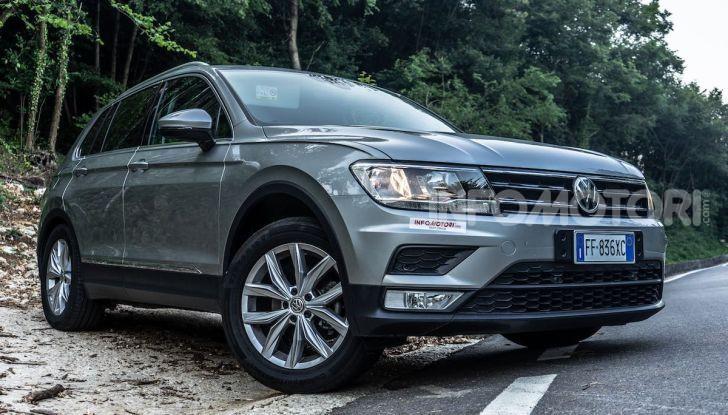 Prova Volkswagen Tiguan 2018: il SUV comodo, spazioso e veloce - Foto 9 di 38