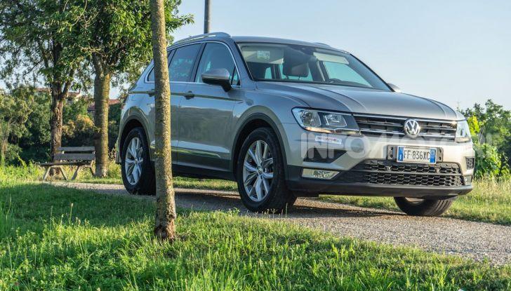 Prova Volkswagen Tiguan 2018: il SUV comodo, spazioso e veloce - Foto 3 di 38