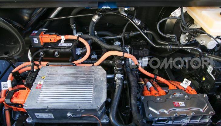 Volkswagen e-Crafter, il commerciale elettrico per superare i divieti - Foto 13 di 15