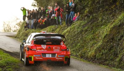 WRC Spagna 2018: tre Citroën C3 WRC al penultimo Rally della stagione
