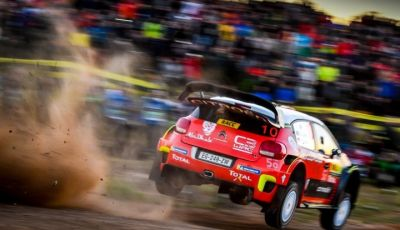 WRC Spagna 2018- Shakedown: le C3 WRC pronte per la sfida catalana
