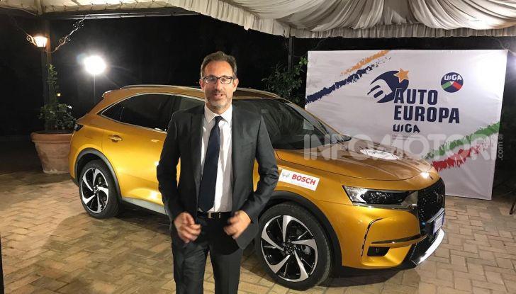 DS7 Crossback eletta Auto Europa 2019 - Foto 3 di 7