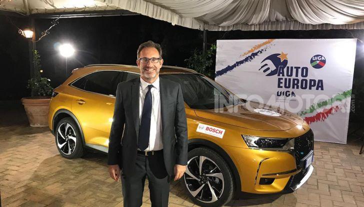 DS7 Crossback eletta Auto Europa 2019 - Foto 5 di 7
