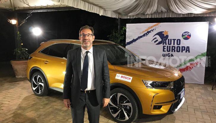 DS7 Crossback eletta Auto Europa 2019 - Foto 7 di 7