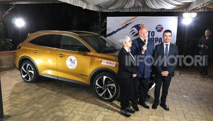DS7 Crossback eletta Auto Europa 2019 - Foto 6 di 7