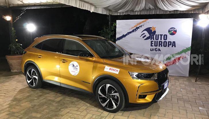 DS7 Crossback eletta Auto Europa 2019 - Foto 4 di 7