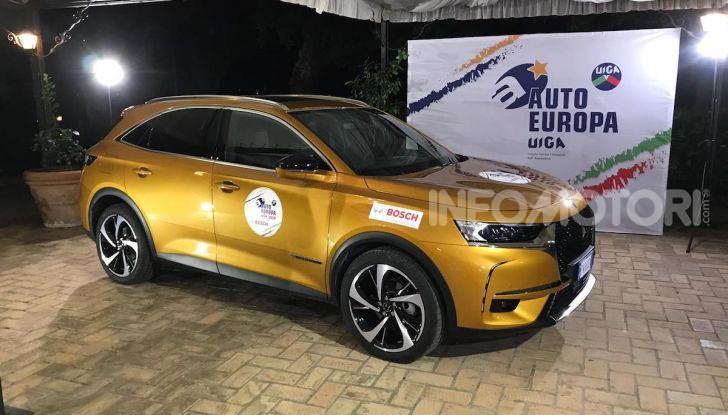 DS7 Crossback eletta Auto Europa 2019 - Foto 1 di 7