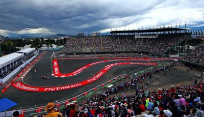 F1 GP Messico orari TV diretta Sky e TV8