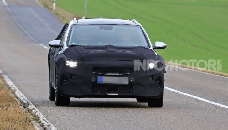 Kia Ceed SUV 2020: il terzo elemento tra Stonic e Sportage - Foto 15 di 30