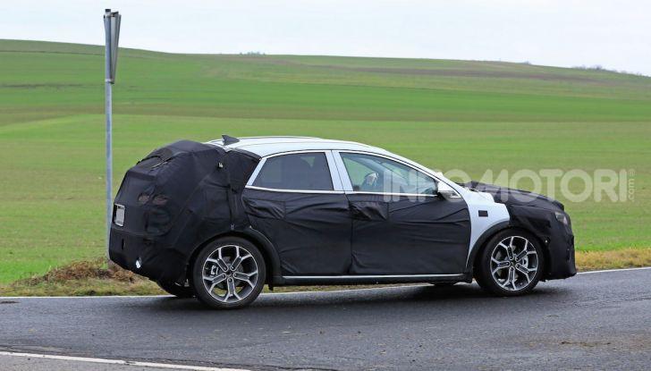 Kia Xceed: come sarà il nuovo mini SUV coreano - Foto 4 di 31