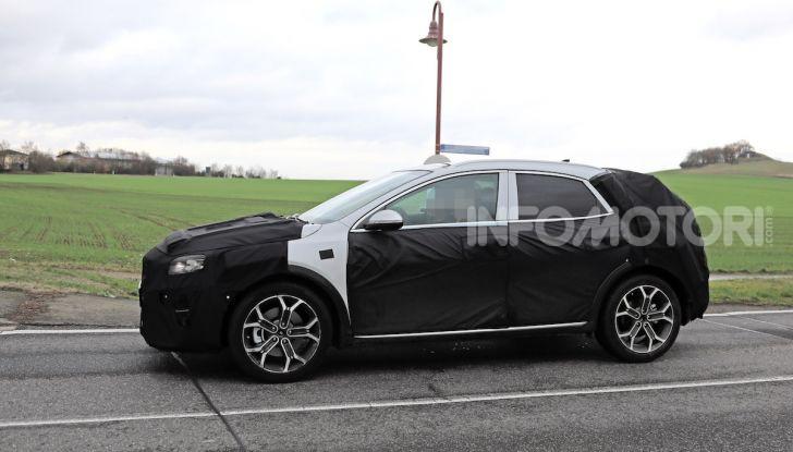 Kia Ceed SUV 2020: il terzo elemento tra Stonic e Sportage - Foto 25 di 30