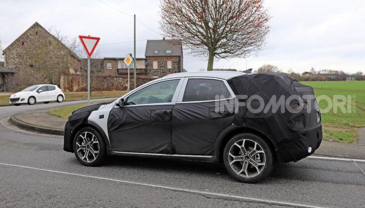 Kia Xceed: come sarà il nuovo mini SUV coreano - Foto 29 di 31