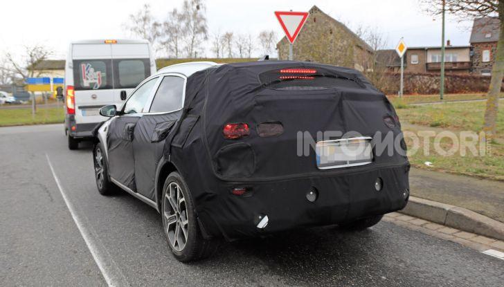 Kia Ceed SUV 2020: il terzo elemento tra Stonic e Sportage - Foto 31 di 31