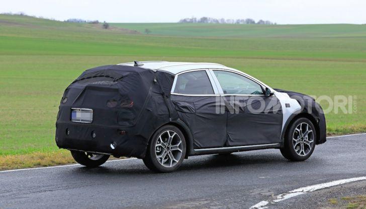 Kia Xceed: come sarà il nuovo mini SUV coreano - Foto 19 di 31
