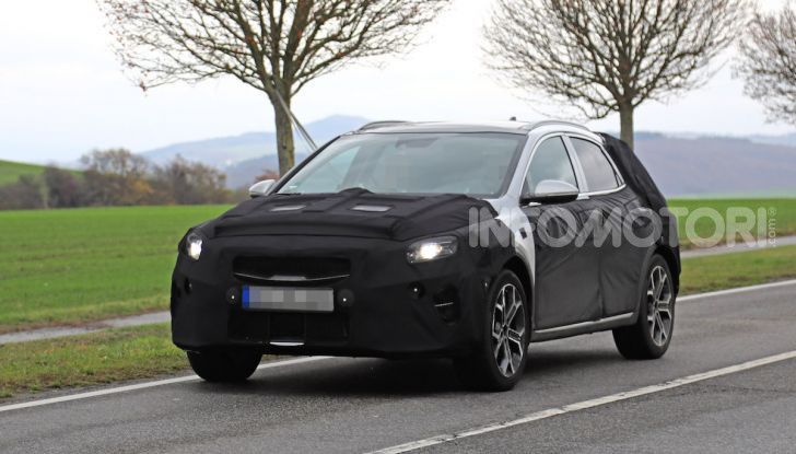 Kia Ceed SUV 2020: il terzo elemento tra Stonic e Sportage - Foto 2 di 30