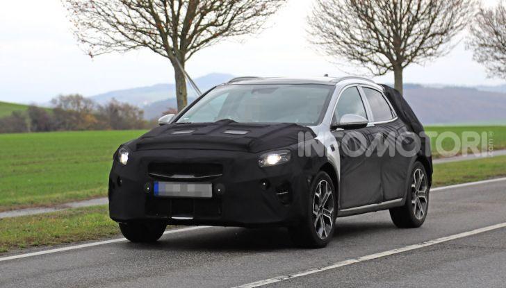 Kia Xceed: come sarà il nuovo mini SUV coreano - Foto 3 di 31