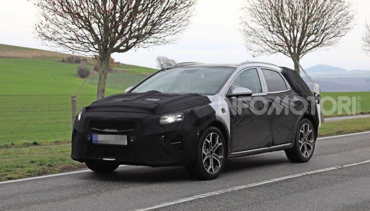 Kia Xceed: come sarà il nuovo mini SUV coreano - Foto 2 di 31