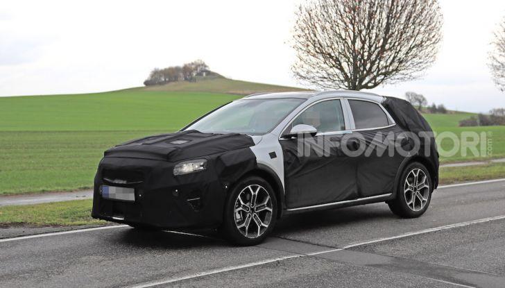 Kia Xceed: come sarà il nuovo mini SUV coreano - Foto 22 di 31