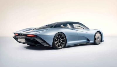 McLaren Speedtail, la hypercar da 391 km/h